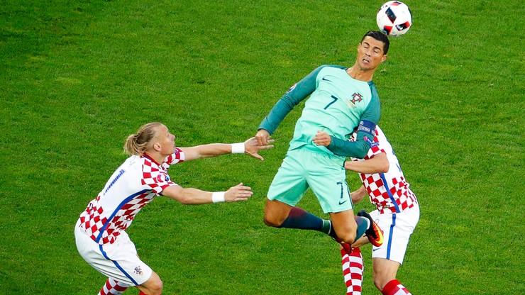 Chorwacja - Portugalia: Ronaldo śrubuje rekord