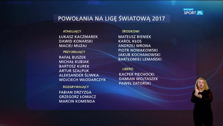 Magazyn Polska 2017: Powołania De Giorgiego