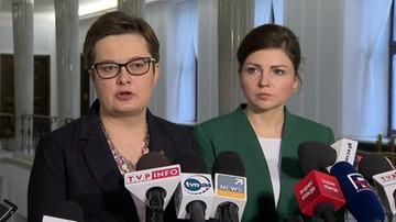 Nowoczesna chce postawić premier Szydło przed Trybunałem Stanu - powiedziała w Polsat News Katarzyna Lubnauer