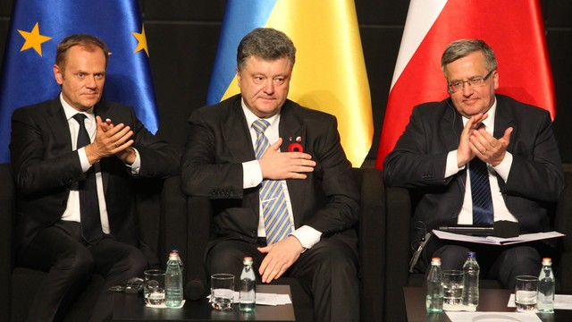 Tusk: Europa może być odpowiedzialna