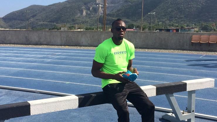 Usain Bolt rozpocznie sezon 14 maja na Kajmanach