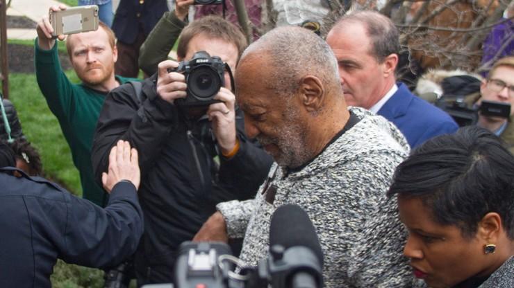 Bill Cosby oskarżony o molestowanie. Jest nakaz aresztowania