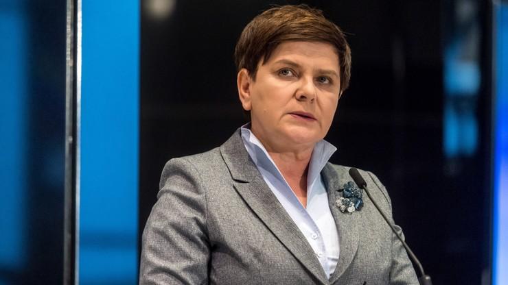 Szydło: Polska natrafia na utrudnienia w dostępie do rynku chińskiego