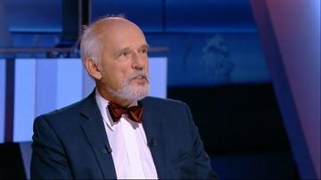 Korwin-Mikke: wolę być pod okupacją arabską niż okupacją UE