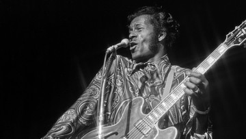 19-03-2017 06:16 Nie żyje Chuck Berry, legenda rock'n'rolla
