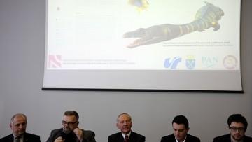 """18-03-2016 15:54 Ważne odkrycie polskich paleontologów. """"Otwiera nowe drzwi nauce"""""""
