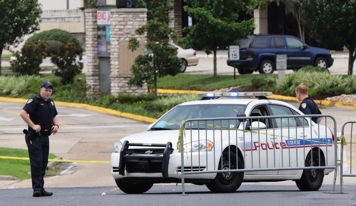 Napastnik Baton Rouge działał sam. Zabił trzech policjantów