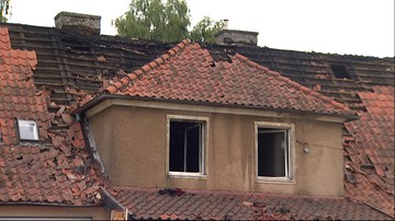 Trzyosobowa rodzina zginęła w pożarze koło Olsztyna