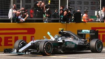 17-04-2016 11:39 Formuła 1: Nico Rosberg wygrał wyścig w Szanghaju