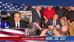 Mariusz Max Kolonko - Trump zamyka projekt czystej energii wdrożony przez Obamę
