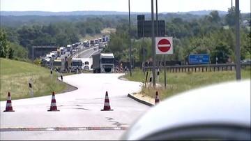 Niemcy przywróciły kontrole na granicach. Ogromne korki