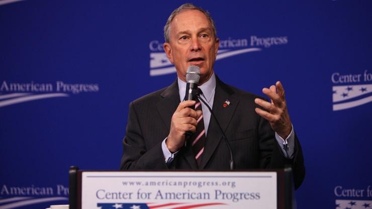 CNN: Michael Bloomberg rozważa start  w wyborach prezydenckich