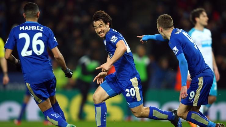 Kolejny kroczek Leicester w stronę sensacyjnego mistrzostwa!