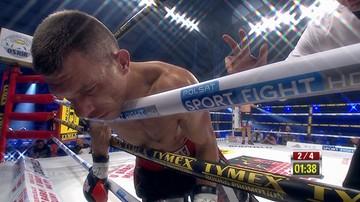 2016-09-24 Gwiazda FEN szaleje w... ringu bokserskim! Jego rywala uratowały liny (WIDEO)