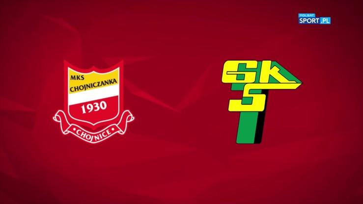 Chojniczanka - Górnik 0:0. Skrót meczu