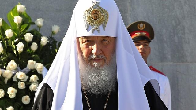 Kuba: patriarcha Cyryl spotkał się z Fidelem Castro
