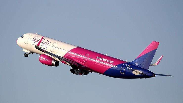 Koniec z małym bezpłatnym bagażem podręcznym w Wizz Air