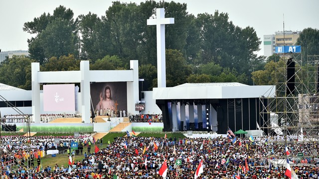 200 milionów złotych na Światowe Dni Młodzieży. Kuria podliczyła koszty