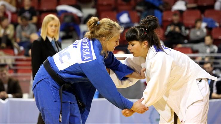 Grand Prix w judo: Trzecie miejsce Pieńkowskiej w Budapeszcie
