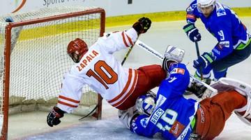 2015-11-05 Hokejowy turniej EIHC: Polska - Słowenia 1:2