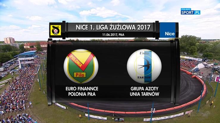 Euro Finannce Polonia Piła - Grupa Azoty Unia Tarnów 39:51. Skrót meczu