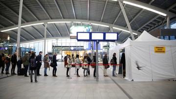 06-04-2016 21:56 Holendrzy odrzucili w referendum  umowę stowarzyszeniową UE-Ukraina