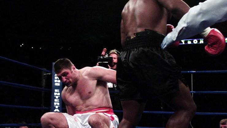 15 lat minęło... Tyson wspomina walkę z Gołotą