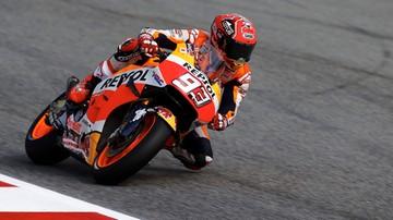 2016-06-04 Moto GP: Marquez na pole position w Katalonii. Transmisja na żywo