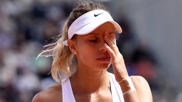 2017-08-01 WTA w Stanford: Linette przegrała w pierwszej rundzie