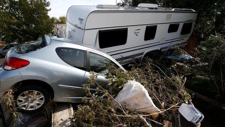 Francja: nagła powódź zabiła 16 osób