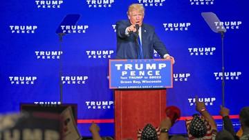 19-10-2016 11:13 Dzieci Trumpa nie wsparły finansowo kampanii ojca, choć pomagały nawet... Hillary Clinton