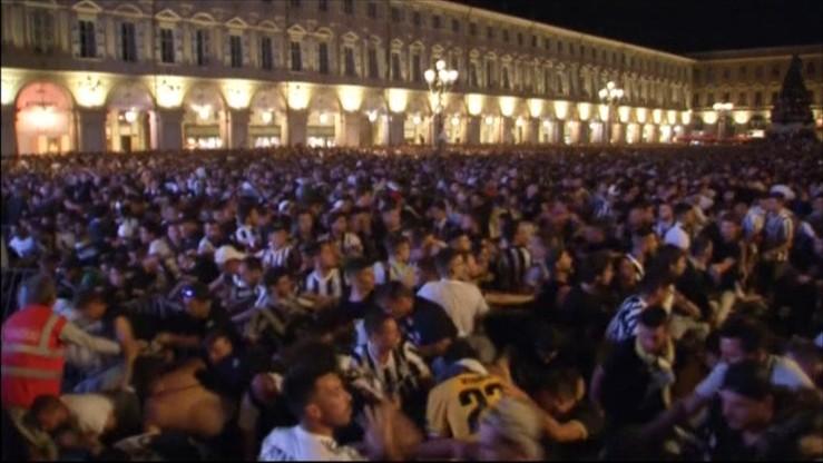 Zmarła kobieta, która najbardziej ucierpiała w wyniku ataku paniki w Turynie