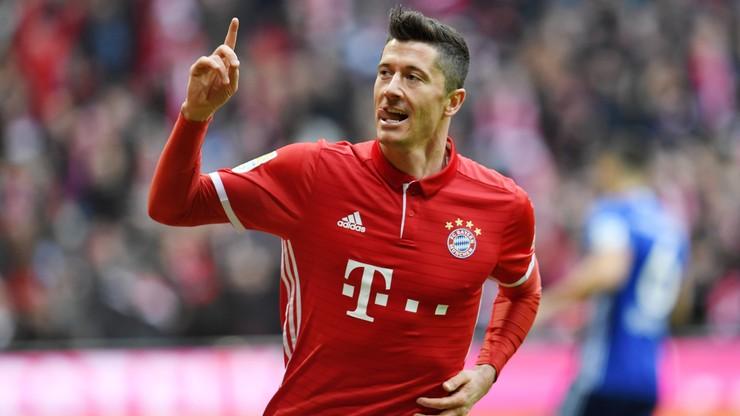 Bundesliga: Lewandowski zrównał się z legendarnym napastnikiem!