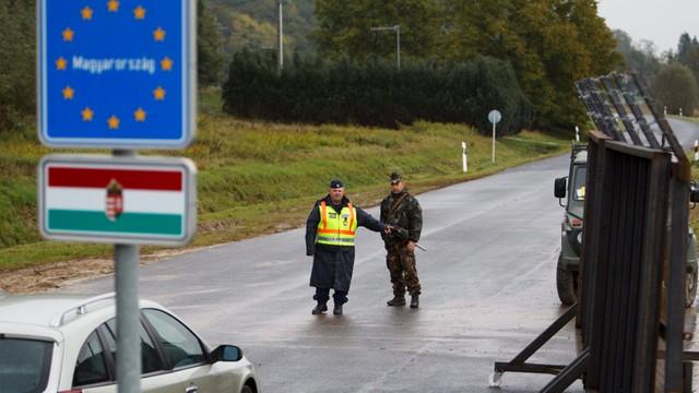 Aresztowano 21 węgierskich pograniczników - afera łapówkarska na granicy z Ukrainą