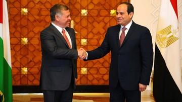 21-02-2017 20:43 Przywódcy Egiptu i Jordanii za utworzeniem państwa palestyńskiego
