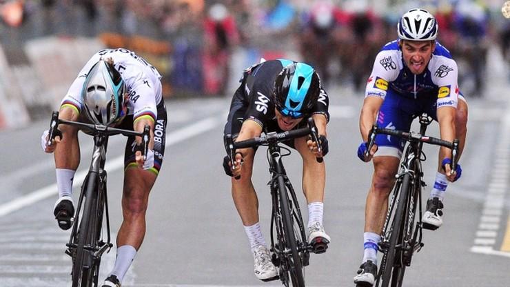Ranking UCI: Bez zmian w czołówce, Kwiatkowski nadal drugi
