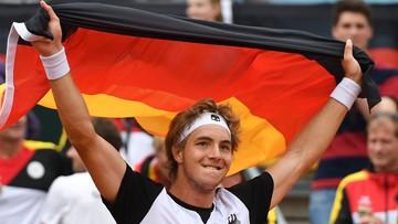 18-09-2016 17:05 Polacy nie dali rady Niemcom. Nie weszli do Grupy Światowej Pucharu Davisa