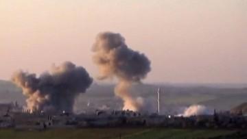 07-04-2017 13:28 Syryjska agencja: w ataku USA na bazę lotniczą zginęło 9 cywilów