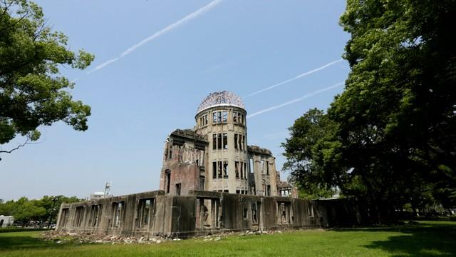 70. rocznica zrzucenia bomby atomowej na Hiroszimę