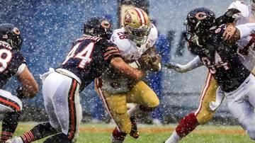 2016-12-17 NFL: W Chicago spodziewana rekordowo niska temperatura