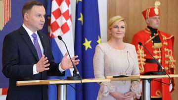 Szczyt Trójmorza jednak w Warszawie. Zdecydowały względy bezpieczeństwa