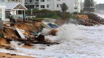 06-06-2016 08:24 Trzech zabitych w wyniku silnych burz i powodzi w Australii