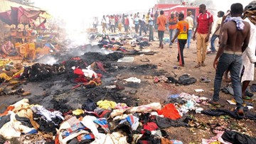 28-12-2015 05:28 Islamiści z Boko Haram znów zaatakowali. Co najmniej 15 zabitych