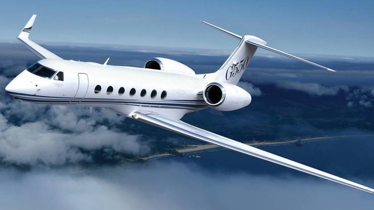 Gulfstream G550 małym samolotem dla VIP-ów. MON wybrało amerykańską ofertę