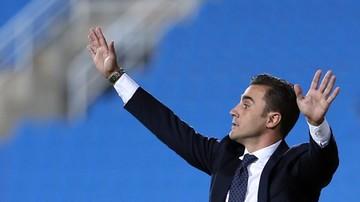 2017-11-09 Cannavaro ponownie trenerem Evergrande Kanton