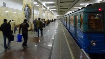 03-11-2016 21:45 Alarm bombowy w Moskwie. Informacja o ładunkach na trzech stacjach metra
