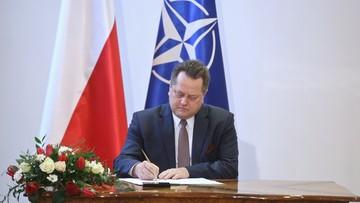 10-02-2016 18:00 Zieliński: nasze służby przygotowane do ŚDM i szczytu NATO