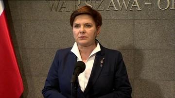 18-01-2016 16:03 Premier: w Strasburgu powiem o tym, że Polacy mają prawo, by godnie żyć