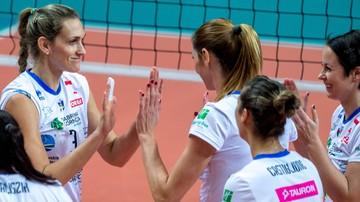 2016-11-19 Siatkarki Tauronu MKS zagrają w fazie grupowej Ligi Mistrzyń