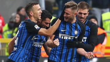 2017-12-03 Inter liderem Serie A po rozbiciu rywala. Debiut Polaka w Serie A